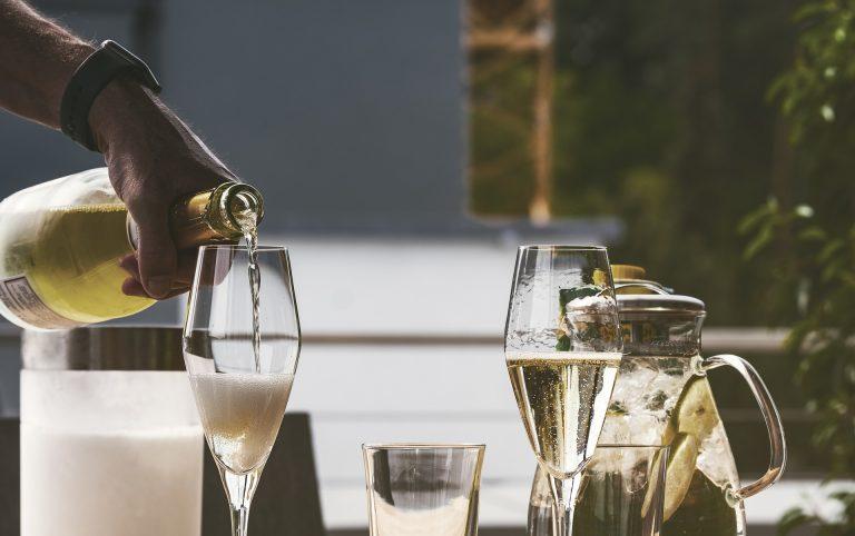 champagne apéritif